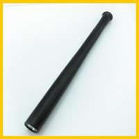 Wholesale Free DHL LED lamp flashlight authentic baseball bat strong white CREE Q5 LED Flashlight Torch