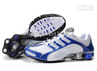 Wholesale blue with white basketball shoes cheap sneakers discount shoes latest sneaker mens sport shoes R4