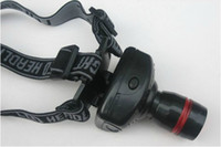 LED Headlamp able led - Head Lamp Light Flashlight lume Zoom able Adjustable Focus Modes CREE LED Aluminum Alloy