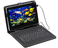 Wholesale Fedex quot Android OS Tablet PC Notebook GB G GHZ Vimicro HDMI WIFI G Camera