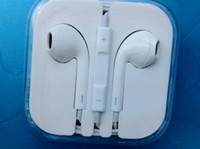 Wholesale For Apple Iphone Earpods Earphones Volume Remote Control Talk With Mic For IPhone Iphone