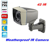 Wholesale Long Range TVL EFFIO E SONY Exview CCD mm IR Weatherproof CCTV Home Security