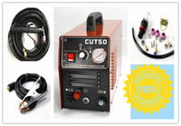 Wholesale 50A Pilot Arc Air Digital Plasma Cutter V CUT50P with AP Torch Free Accessories