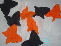 artificial red rose petals - 500 silk artificial butterflies petals wedding table confetti rose petals