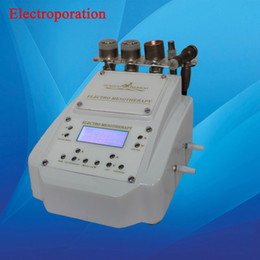 Wholesale 5 in Needless mesotherapy electroporation machine beauty salon equipment with CE Spa Salon