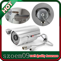 Wholesale New Practical LED TVL PAL NTSC IR Sony CCD Color Video Security Digital Camera