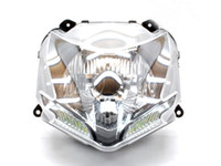 Wholesale Ducati Streetfighter Motorcycle Headlight Clear Color Streetfighter ENDURO CROSS UNIVERSAL