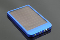 Wholesale 2600mAh Solar Charger Portable USB Solar Power Charger