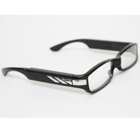 Wholesale Newest Sexy P HD Spy Glasses Camera DVR Mega Pixels Video Spy Glasses Support Max GB