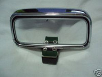Universal auxiliary mirror - Mirror Side View Blind Spot Wide Angle Auxiliary Chrome