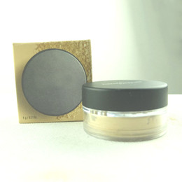 Wholesale 24pcs Brands Make Up g Minerals Foundation Color C20 Loose Powder Cosmetic FreeShipping via DHL