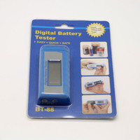 Wholesale 6pcs Digital Battery Tester BT without Power Supply Need