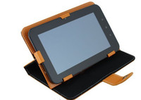 Wholesale PU Leather Carry Case Cover for quot Inch Android Tablet PC MID Multi Angle Tablet Case