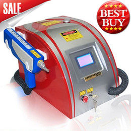 Wholesale High Quality Tattoo Removal Beauty Machines Q Switched ND YAG Laser Equipment