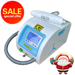 Wholesale Sale Laser Tattoo Removal Machine Professional Beauty Equipment Switch Q Yag Laser