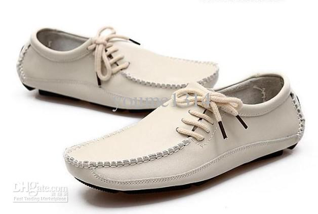 Hot Spring Fashion Wild Men's Shoes . Korean Version of the Trend