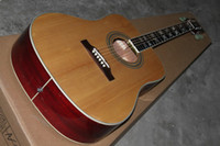 acoustic basswood spruce - best acoustic guitar Solid spruce Vintage acoustic guitar OEM Musical Instruments