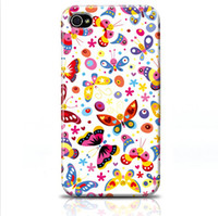Wholesale Iphone S Case Cheap Cases Iphone S Hard Covers Protector Butterfly Honey Bees New Year Gift