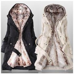 Wholesale The new winter clothing upset warm coat