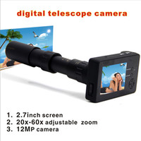 Wholesale New GB inch TFT Digital Telescope camera MP x x adjustable Zoom