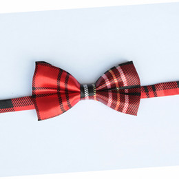 Wholesale 300 baby New Novelty children Unique Tuxedo Bowtie Bow Tie Necktie