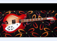 Wholesale best china guitar Deluxe Model electric guitar Semi Hollow new arrival Top quality OEM