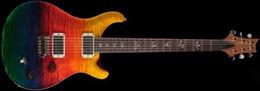 Wholesale best china guitar Al Di Meola Top Solid Body Electric Guitar in stock HOT OEM