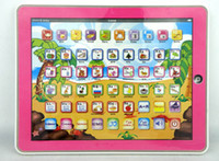 Wholesale ipad table computer learning Machine toy Y pad ABC Version kid learning toy English