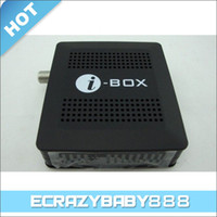 Wholesale For South America i Box iBox Dongle Satellite Smart Dongle RS232 DVB S Sharing Set Top Box Receiver