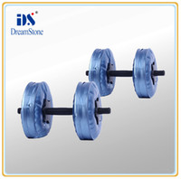 Wholesale by EMS Adjustable kg Dumbbell Water Filled Dumbbell have RoHS approved pairs
