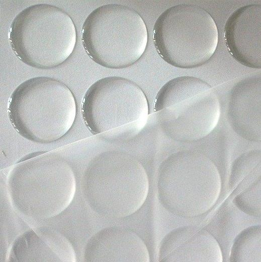 Water Resistant Epoxy : Epoxy sticker clear self adhesive water resistant scratch