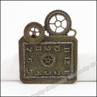 antique bronze bell - Charms Antique bronze Alloy Bell Pendant Fit Bracelet amp Necklace DIY Jewelry Fitting