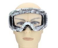 Wholesale Motorcycle Sports Goggles Glasses Ski Snow Board Scooter ATV Motocross Dirt Bike