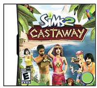 Wholesale hot selling THE Sims CASTAWAY Brand new with retail package US Version via HKPost