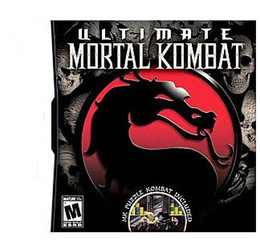Wholesale hot selling Ultimate Mortal Kombat Brand new with retail package US Version via DHL