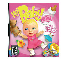 Wholesale Promotion my baby girl GAME Cards Brand New for any DS Lite DSI DSXL DS Game Console via DHL