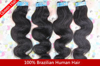 Wholesale Queen hair products Brazilian virgin Human Hair Weft Extensions Body Wave Mixed Length