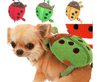 Wholesale Multi Functional Travel Pet Dog Backpack Beetles Backpack Pet Harness Outdoor Bag Colors