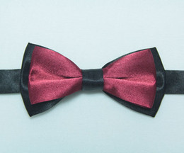 Wholesale Toddler amp Kids BOW TIE Boys Suits amp Tuxedo bow tie neck tie boys ties