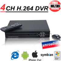 4CH Channel H. 264 Standalone Digital Video Recorder DVR CCTV...