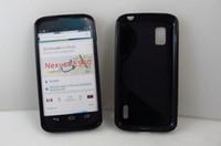 tpu nexus 4 - S Line Crystal TPU gel case cover for LG Nexus E960 Google Nexus