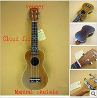 Wholesale inches S type manual Solid wood ukulele Solid wood small guitar