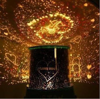 Wholesale Romantic Cupid Star lovers projector lamp Star Light Star Projector lamp