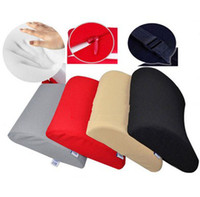 Wholesale Memory Foam Lumbar Back Support Cushion Pillow for Office Car Auto Seat Chair