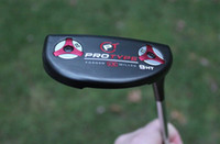 Wholesale EMS FREE NEW MODEL Protype iX Forged Milled HT Putter COME WITH HEADCOVER