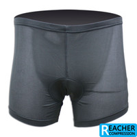 Wholesale 3D padded cycling bike bicycleunderwear shorts cycling bike bicycle black