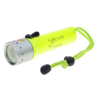 Wholesale POP Lite F2 CREE Q5 Lumens LED Diving Flashlight AA