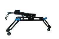 Sliders camera slider - Professional DSLR DV Camera Shooting Slider Rail Sliding AND Roller Bearing Dolly Track cm