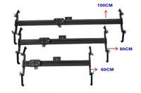For Camera camera slider - 60CM DSLR DV Camera Shooting Slider Rail Sliding AND Roller Bearing Dolly Track FOR D2 Video