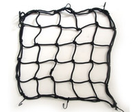 Wholesale Luggage Cargo Boot Net Bike Motorcycle Helmet Storage Holder Package Carrier Bag